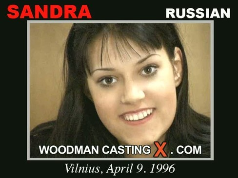 Sandra Dark - `Sandra Dark casting` - by Pierre Woodman for WOODMANCASTINGX