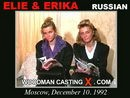 Erika and Elie casting