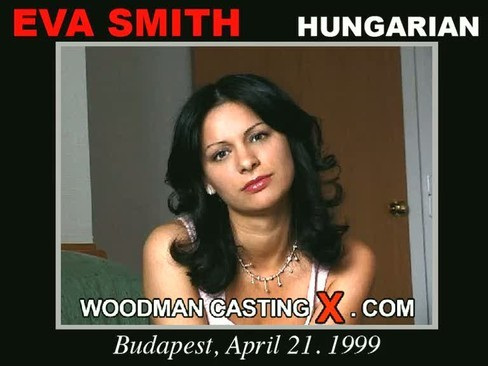Eva Smith - `Eva Smith casting` - by Pierre Woodman for WOODMANCASTINGX