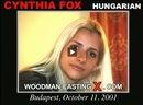 Cynthia Fox casting