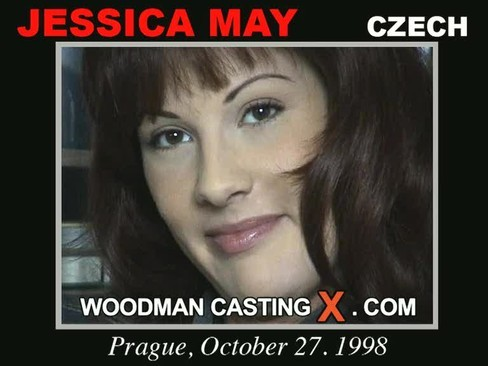 Jessica May - `Jessica May casting` - by Pierre Woodman for WOODMANCASTINGX