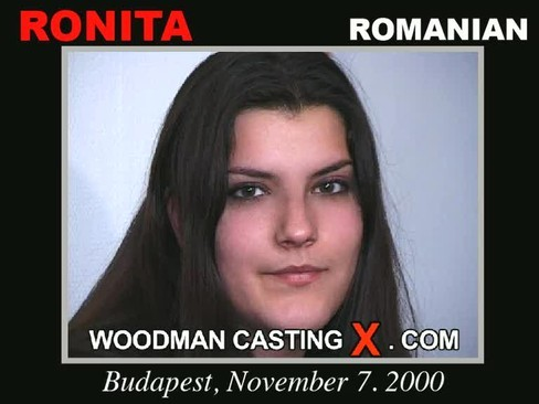 Ronita - `Ronita casting` - by Pierre Woodman for WOODMANCASTINGX