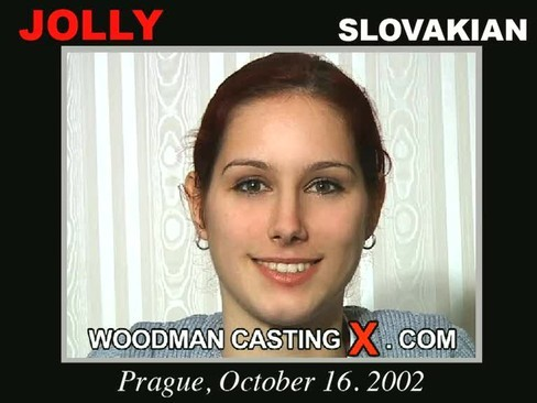 Jolly - `Jolly casting` - by Pierre Woodman for WOODMANCASTINGX