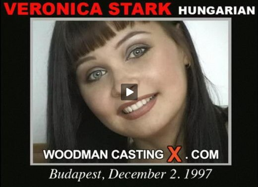 Veronica Stark - `Veronica Stark casting` - by Pierre Woodman for WOODMANCASTINGX