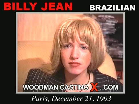 Billy Jean - `Billy Jean casting` - by Pierre Woodman for WOODMANCASTINGX