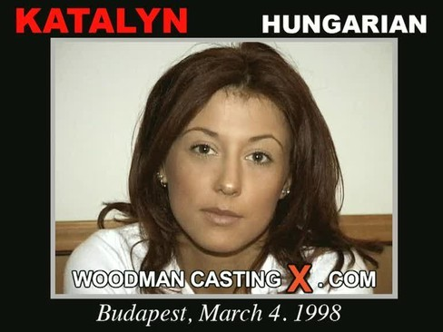 Katalyn - `Katalyn casting` - by Pierre Woodman for WOODMANCASTINGX