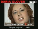 Daria Glover casting video from WOODMANCASTINGX by Pierre Woodman
