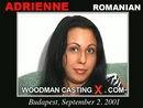 Adrienne casting