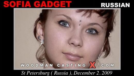 Sofia Gadget - `Sofia Gadget casting` - by Pierre Woodman for WOODMANCASTINGX