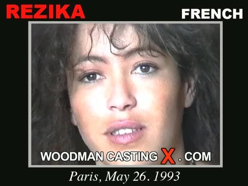 Rezika - `Rezika casting` - by Pierre Woodman for WOODMANCASTINGX
