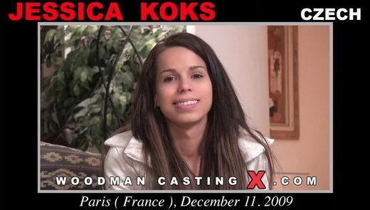 Ferrera Gomez - `Ferrera Gomez casting` - by Pierre Woodman for WOODMANCASTINGX