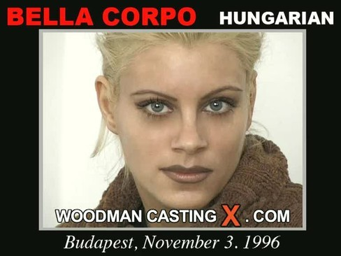 Bella Corpo - `Bella Corpo casting` - by Pierre Woodman for WOODMANCASTINGX