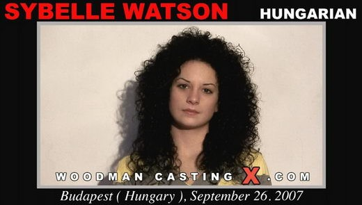 Sybelle Watson - `Sybelle Watson casting` - by Pierre Woodman for WOODMANCASTINGX