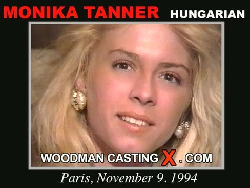 Monika Tanner - `Monika Tanner casting` - by Pierre Woodman for WOODMANCASTINGX