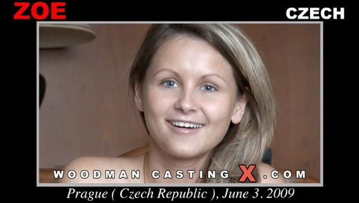 Zoe L-fox - `Zoe L-fox casting` - by Pierre Woodman for WOODMANCASTINGX