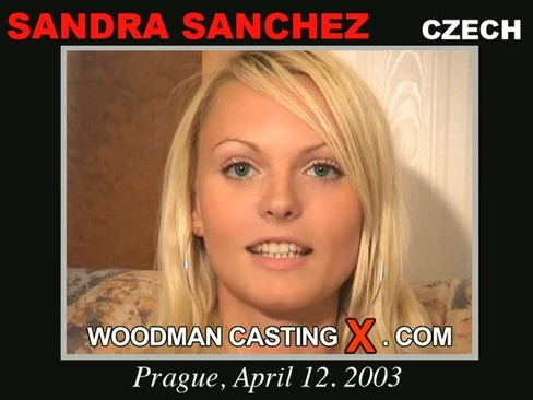 Sandra Sanchez - `Sandra Sanchez casting` - by Pierre Woodman for WOODMANCASTINGX
