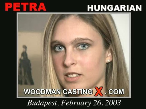 Petra - `Petra casting` - by Pierre Woodman for WOODMANCASTINGX