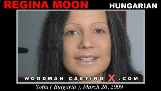 Regina Moon - `Regina Moon casting` - by Pierre Woodman for WOODMANCASTINGX