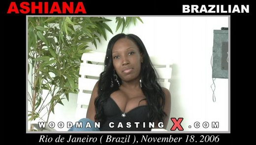 Ashiana - `Ashiana casting` - by Pierre Woodman for WOODMANCASTINGX
