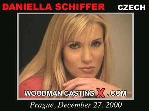 Daniella Schiffer - `Daniella Schiffer casting` - by Pierre Woodman for WOODMANCASTINGX