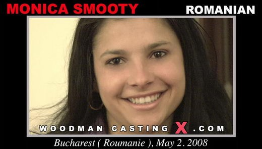 Monica Smooty - `Monica Smooty casting` - by Pierre Woodman for WOODMANCASTINGX