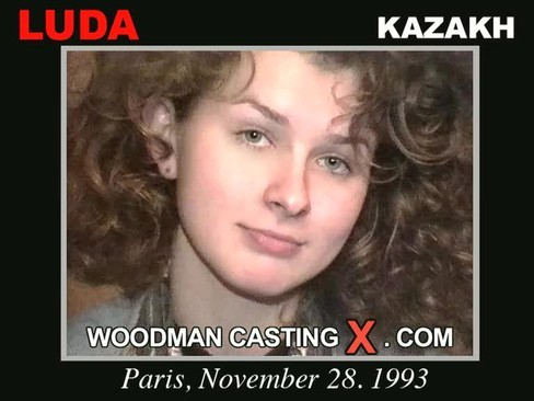 Luda - `Luda casting` - by Pierre Woodman for WOODMANCASTINGX