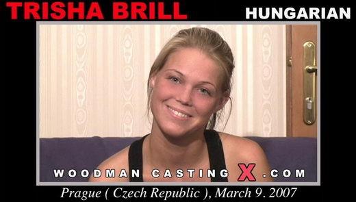 Trisha Brill - `Trisha Brill casting` - by Pierre Woodman for WOODMANCASTINGX