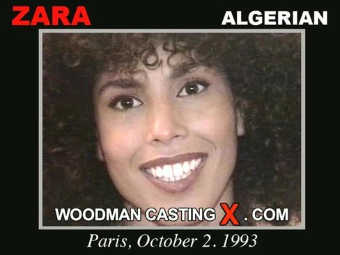Zara - `Zara casting` - by Pierre Woodman for WOODMANCASTINGX