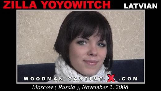 Zilla Yoyowitch - `Zilla Yoyowitch casting` - by Pierre Woodman for WOODMANCASTINGX