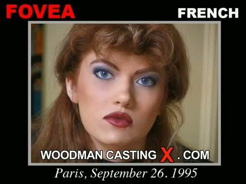 Fovea - `Fovea casting` - by Pierre Woodman for WOODMANCASTINGX