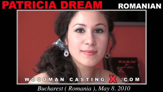 Patricia Dream - `Patricia Dream casting` - by Pierre Woodman for WOODMANCASTINGX