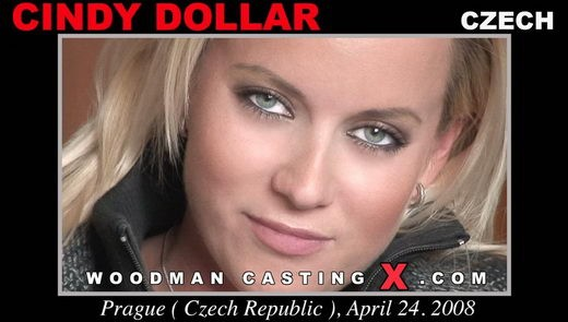 Cindy Dollar - `Cindy Dollar casting` - by Pierre Woodman for WOODMANCASTINGX