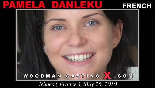 Pamela Danleku - `Pamela Danleku casting` - by Pierre Woodman for WOODMANCASTINGX