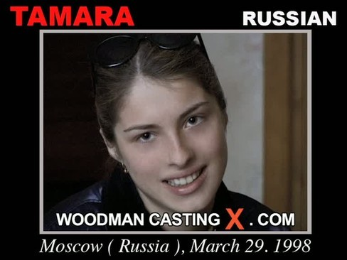 Tamara - `Tamara casting` - by Pierre Woodman for WOODMANCASTINGX