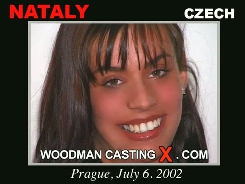 Nataly - `Nataly casting` - by Pierre Woodman for WOODMANCASTINGX