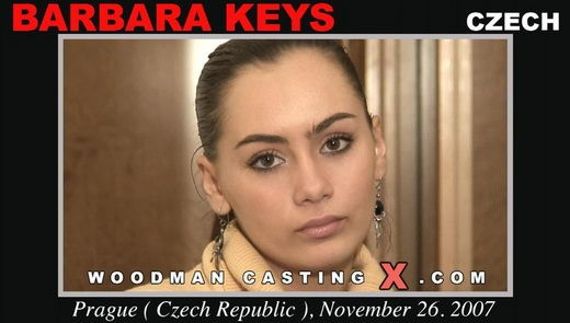 Sandra Rodriguez - `Sandra Rodriguez casting` - by Pierre Woodman for WOODMANCASTINGX