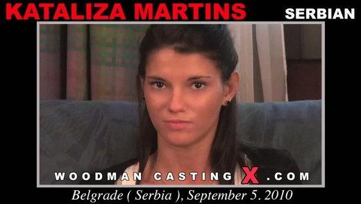Kataliza Martins - `Kataliza Martins casting` - by Pierre Woodman for WOODMANCASTINGX