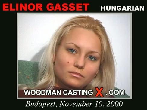 Elinor Gasset - `Elinor Gasset casting` - by Pierre Woodman for WOODMANCASTINGX