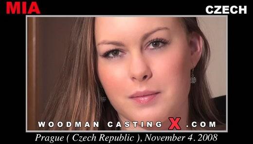 Mia Me - `Mia Me casting` - by Pierre Woodman for WOODMANCASTINGX