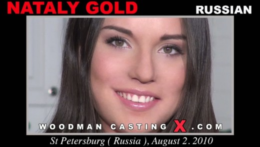 Nataly Gold - `Nataly Gold casting` - by Pierre Woodman for WOODMANCASTINGX