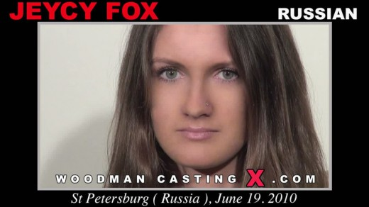 Jeycy Fox - `Jeycy Fox casting` - by Pierre Woodman for WOODMANCASTINGX
