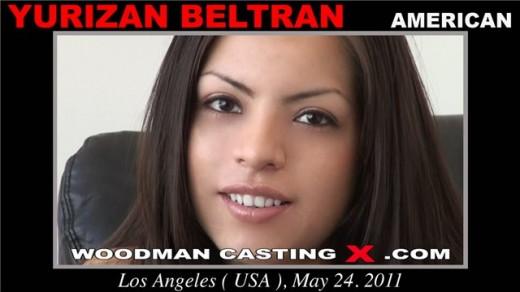 Yurizan Beltran - `Yurizan Beltran casting` - by Pierre Woodman for WOODMANCASTINGX