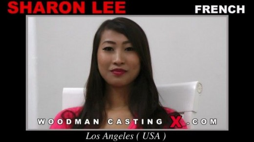 Sharon Lee - `Sharon Lee casting` - by Pierre Woodman for WOODMANCASTINGX