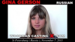 Gina Gerson  from WOODMANCASTINGX