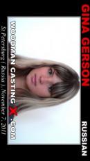 Gina Gerson casting