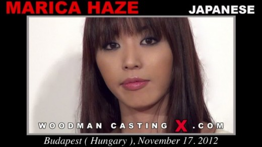 Marica Hase - `Marica Hase casting` - by Pierre Woodman for WOODMANCASTINGX