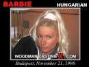 Barbie casting video from WOODMANCASTINGX by Pierre Woodman