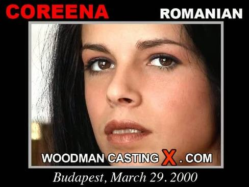 Coreena Marc - `Coreena Marc casting` - by Pierre Woodman for WOODMANCASTINGX