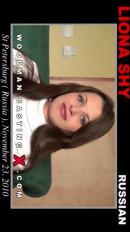 Liona Shy - Liona Shy casting