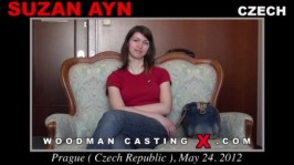 Suzan Ayn  from WOODMANCASTINGX